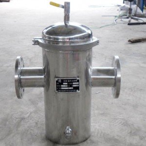 Chinese wholesale Pp Sediment Spun Cartridge Filter -