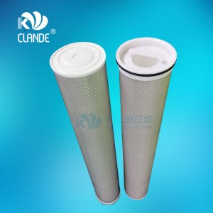 Filter Cartridge With Steel Mesh