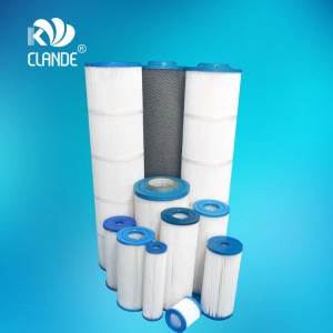CLANDETM H Series, Replace HARMSCO water filter element