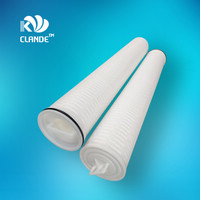 What adventage of High Flow Filter Cartridge?