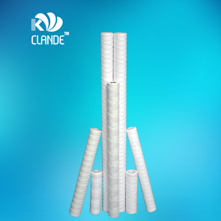 Factory For Stainless Steel Micro Filter Housing - String Wound Water Fiter Elment – Kelandi