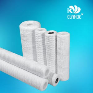 China Manufacturer for Direct String Wound Pp Cartridge Water Filter